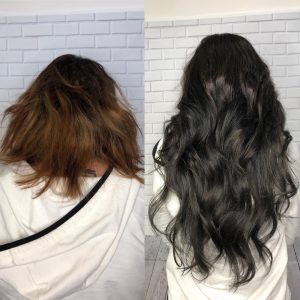 Create Long Hairstyles-Even if You Have Short Hair
