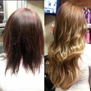 hair extensions for thinning hair denver