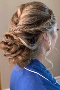 bridal hair wedding hairstyles denver