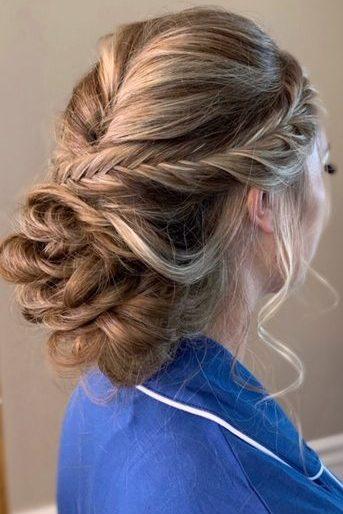 bridal hair wedding hairstyles denver