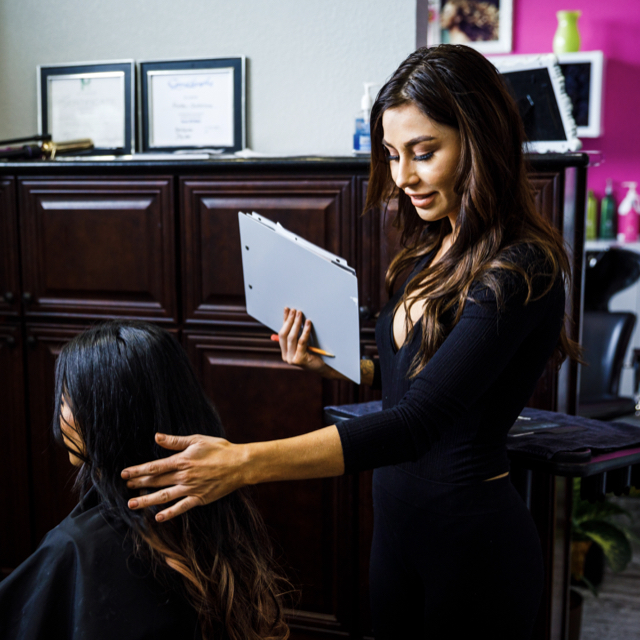 Human Hair Extensions Denver