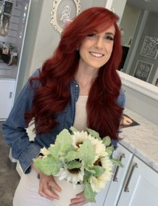 red hair color Denver CO