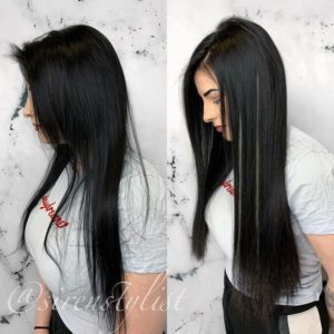 dark great lenghts hair extensions caitlin