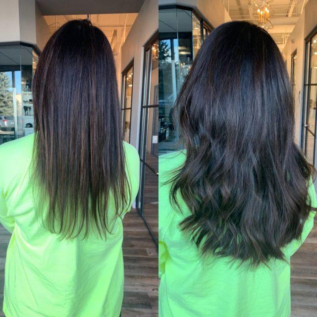 great lengths hair extensions Heather glo salon denver
