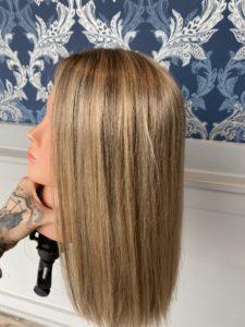 hair topper glo salon denver