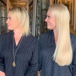 14 inch great lengths hair extensions denver