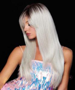 Sugared Pearl wig