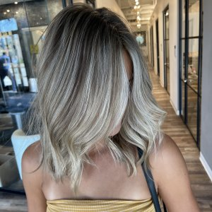 foilayage-shadow-root-blonde-hair-color-glo-extensions-denver